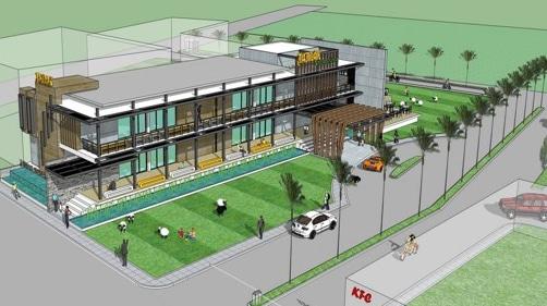 ออกแบบ-เขียนแบบก่อสร้างยื่นขออนุญาติก่อสร้างอาคาร