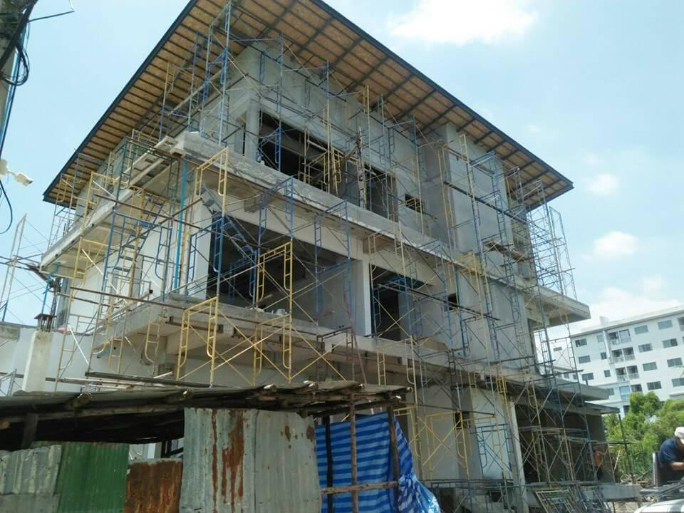 บริษัทรับเหมาก่อสร้างอาคารพาณิชย์